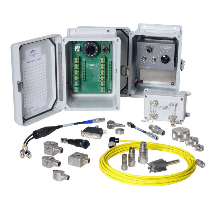 Vibration Monitoring PCH